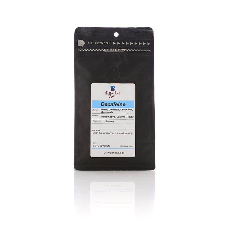 Καφές φίλτρου decaf Coffeelab