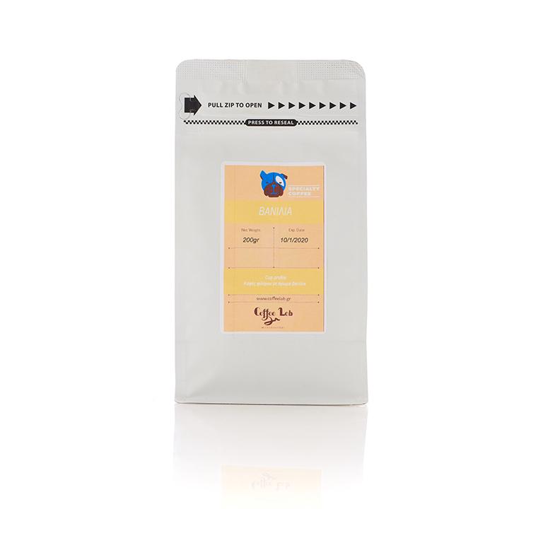 Καφές φίλτρου βανίλια Coffeelab
