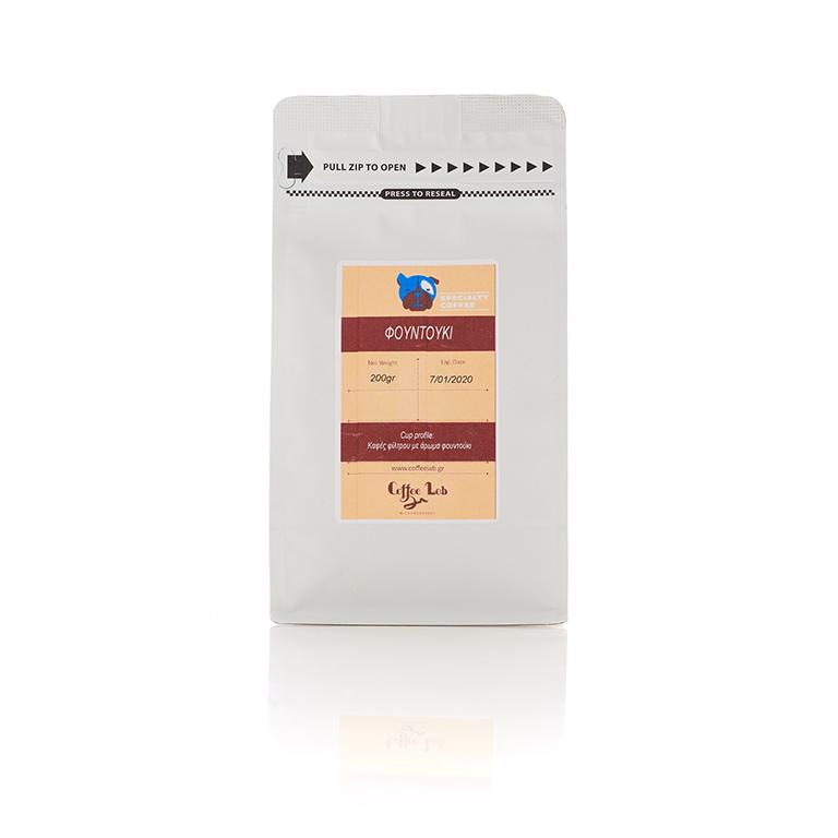 Καφές φίλτρου φουντούκι Coffeelab