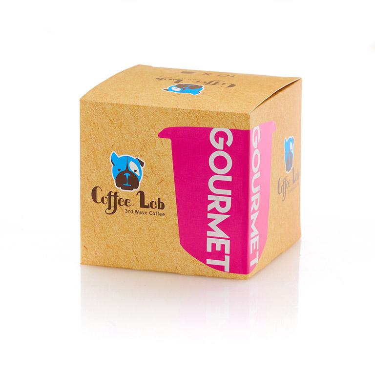 Κάψουλες gourmet Coffeelab