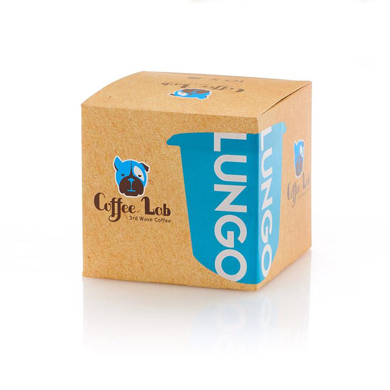 Κάψοουλες lungo Coffeelab