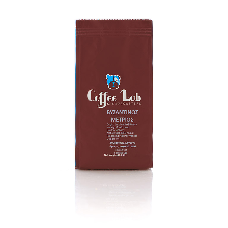 Ελληνικός μέτριος καφές Coffeelab