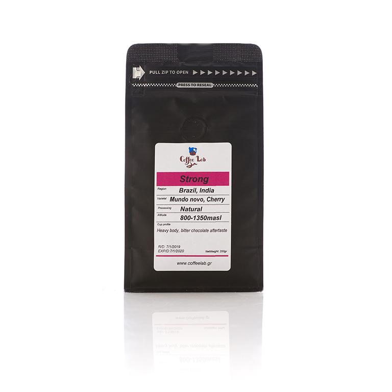Καφές φίλτρου strong Coffeelab