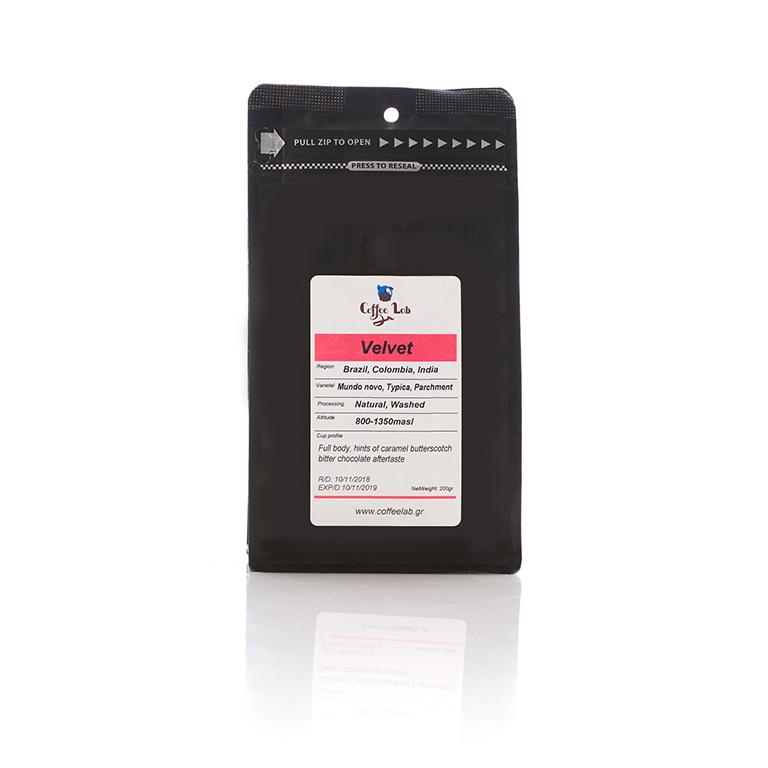 Καφές φίλτρου velvet Coffeelab