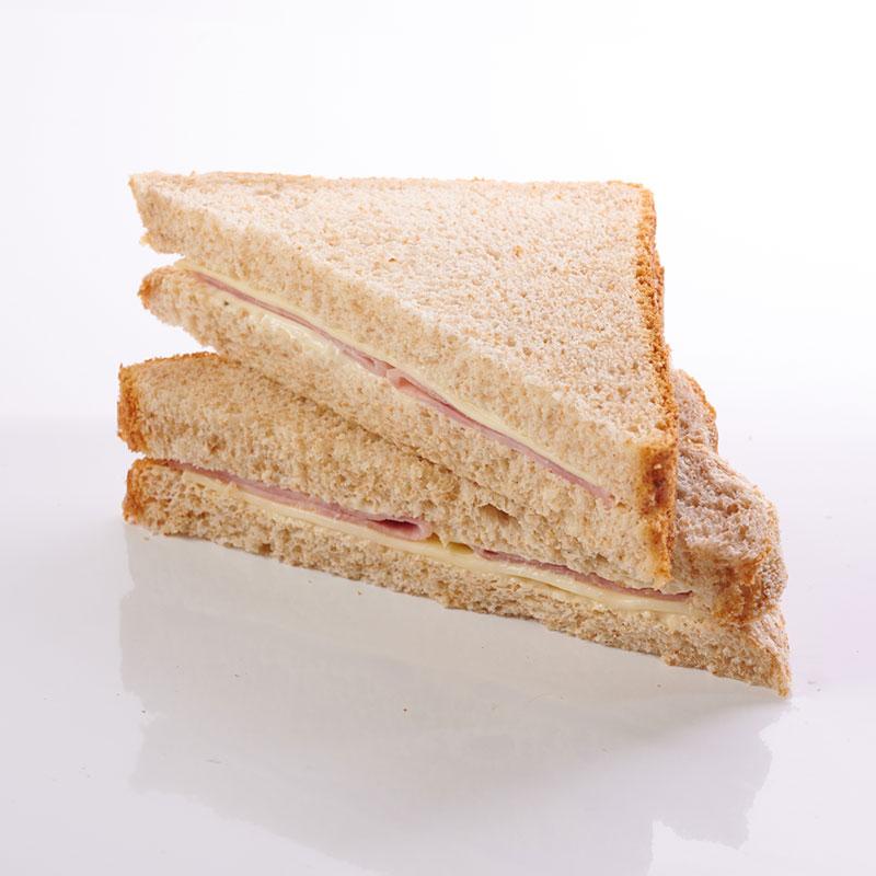 Tost τρίγωνο Coffeelab