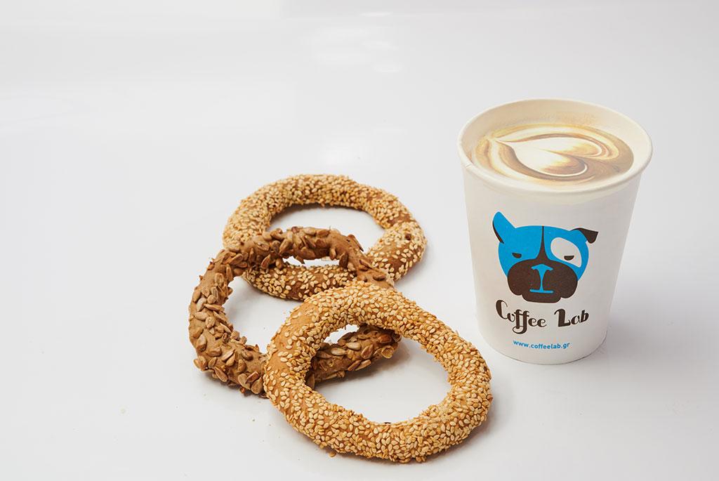 Κριτσινοκούλουρα Coffeelab
