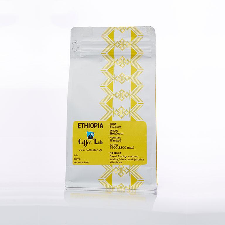 Μονοποικιλιακός Ethiopia Coffeelab