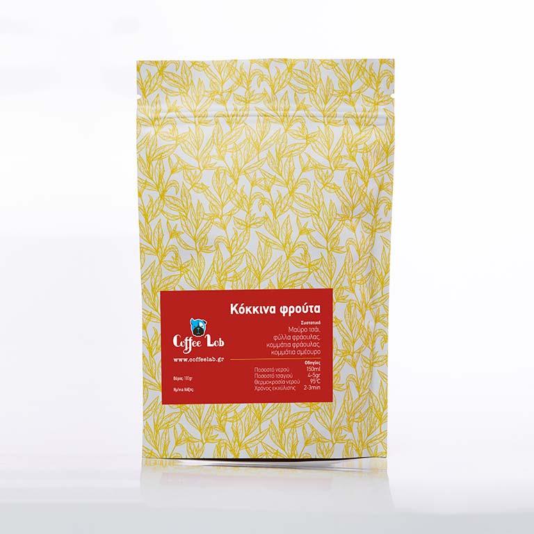 Τσάι κόκκινα φρούτα Coffeelab