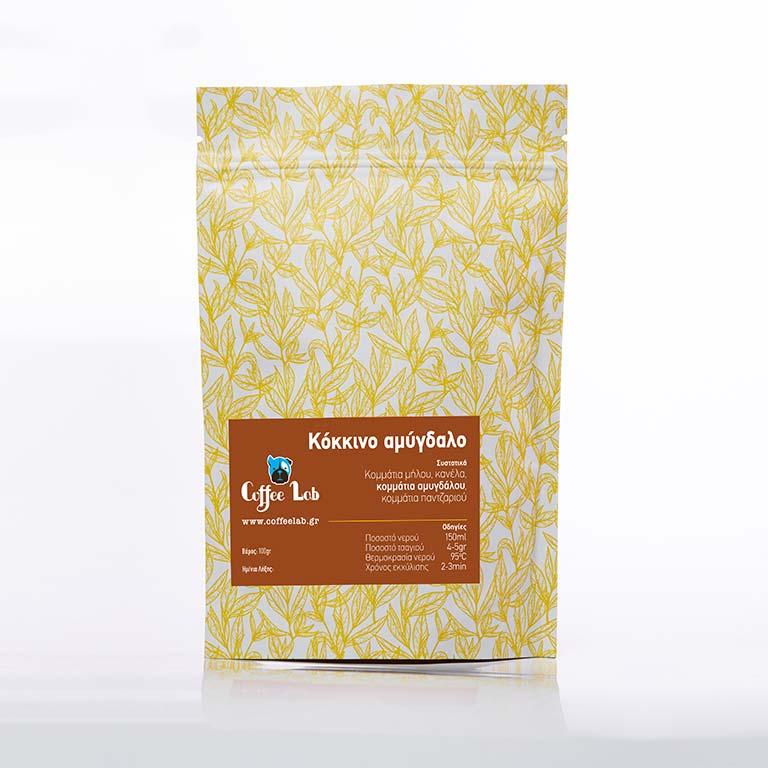 Τσάι κόκκινο αμύγδαλο Coffeelab