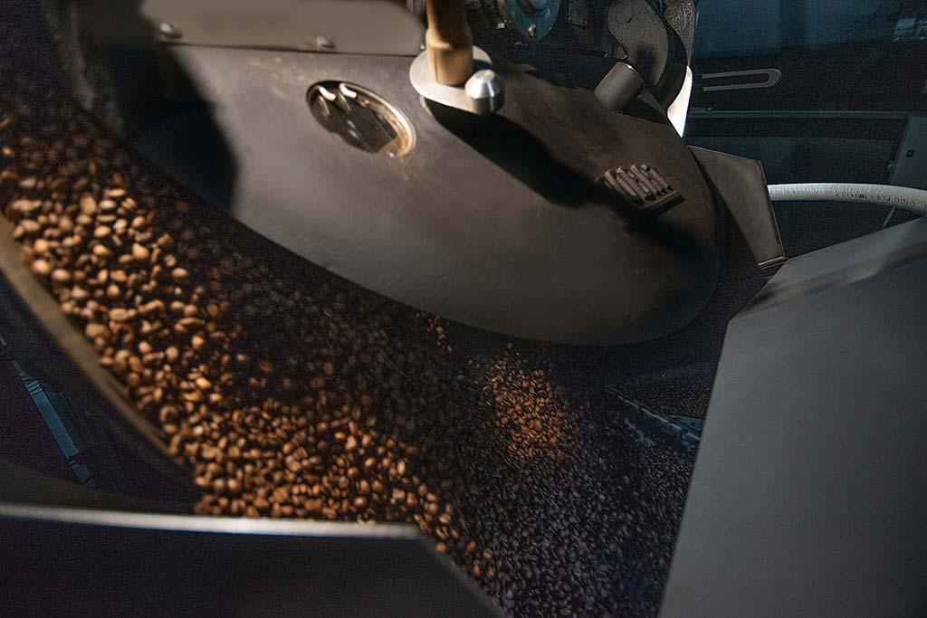 Διαδικασία παραγωγής καφέ στα CoffeeLab